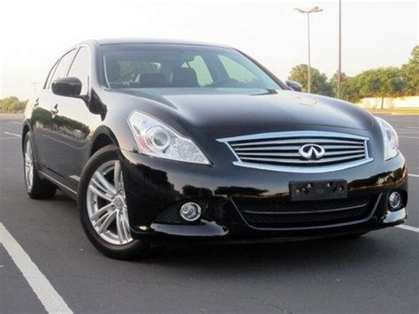 automobile air conditioning service 2011 infiniti g regenerative braking purchase used 2011 infiniti g37 journey sedan 4 door 3 7l black no reserve rebuilt title in