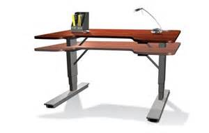 Stand And Sit Desk Sit Stand Desks Ergonomically Better For Your Health Thoughtworthy