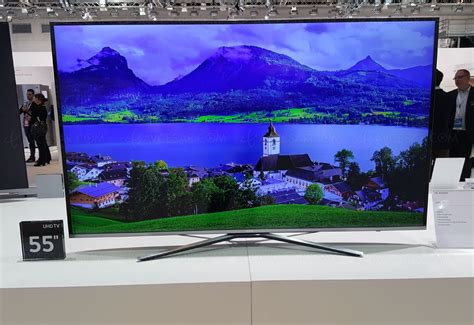 Tv Samsung Led 49 Inch tv led ultra hd samsung ku6400 49 55 plats au programme avcesar