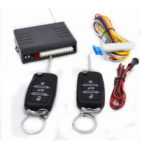 Alarm Mobil Universal Automotif universal car alarm systems auto remote central kit door lock vehicle keyless entry system
