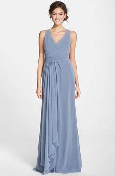 Bridesmaid Dresses Free Returns Uk - s yoo vivienne pleated chiffon gown