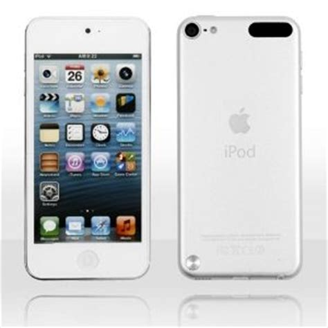 Ipod Touch Oozes With Charm image gallery white ipod 5