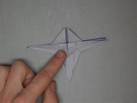 Origami X Wing - how to make an origami wars x wing