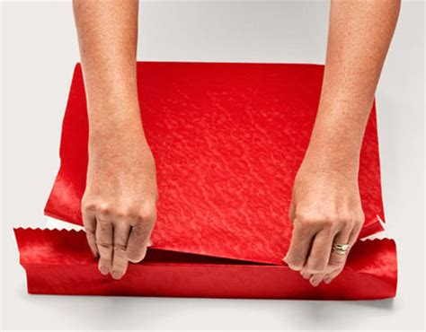 step by step gift wrapping how to wrap a gift wrapping a present step by step