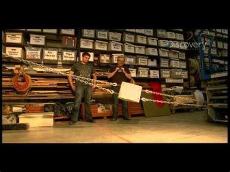 Myth Busters Folding Paper - mythbusters 2009 season