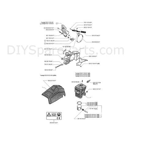 husqvarna chainsaw diagram husqvarna chainsaw parts diagram car interior design