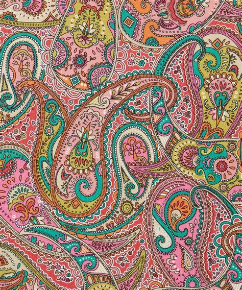 Paisley Upholstery Fabric Uk by 17 Best Images About Paisley On Cotton Fabric