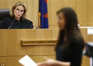 judge sherry stephens age jodi arias background