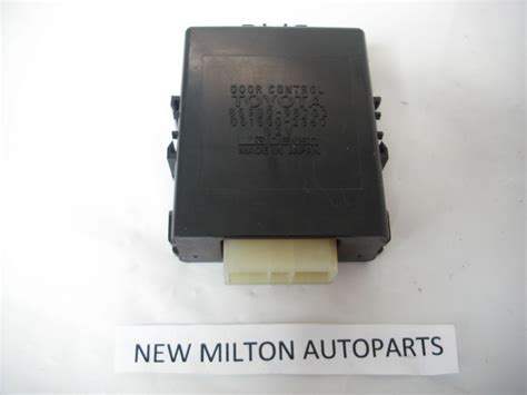 stock toyota emina central locking door lock control module relay