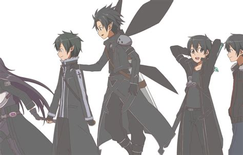Sao 2 Kirito Iphone Dan Semua Hp wallpaper anime alo sword kirito sao ggo images for desktop section 隶霆雜霄雉