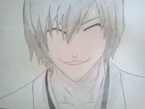 anime drawing drawing anime images ichimaru gin wallpaper and background