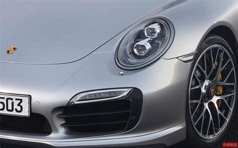 Porsche 911 Turbo S 0 100 by La Nuova Porsche 911 Turbo E 911 Turbo S 0 100 It