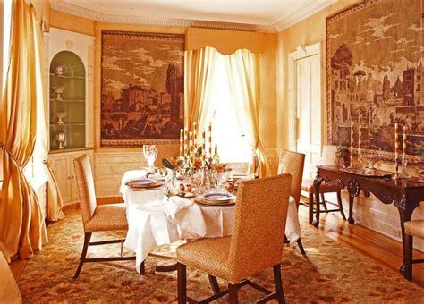 victoria home decor magazine classic formal small dining
