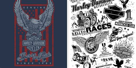 harley davidson mc dcay graphic design amp illustration