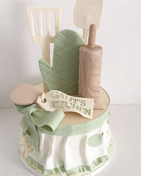 theme bridal shower cake 2 kitchen bridal shower cake cakecentral