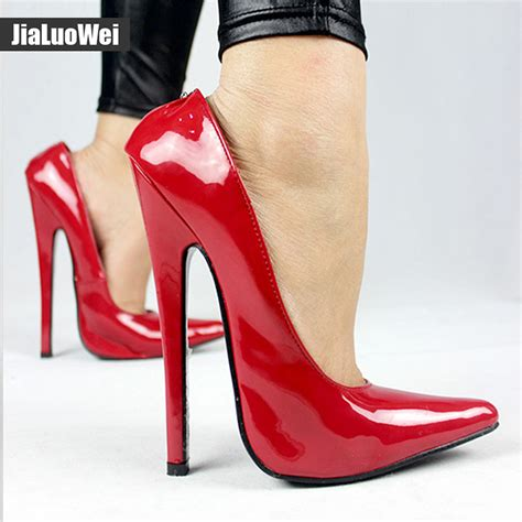 6in high heels aliexpress buy jialuowei 6 inch heel