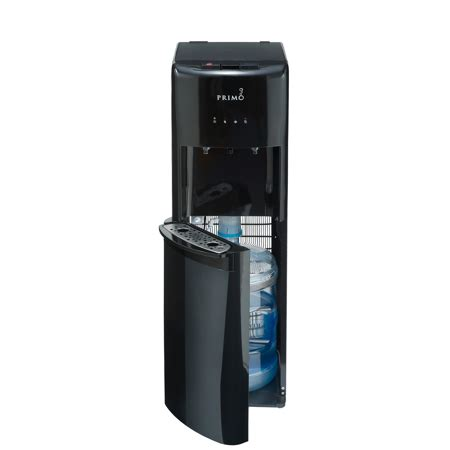 Countertop Water Cooler Walmart by Primo Bottom Loading Cold Water Dispenser Black