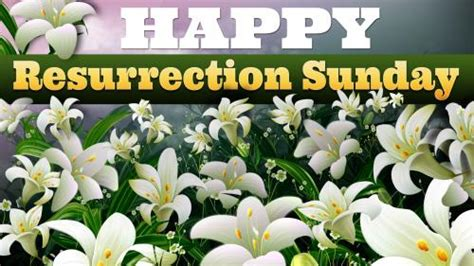 Church Powerpoint Template Happy Resurrection Sunday Sermoncentral Easter