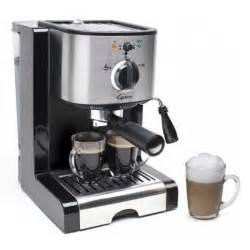 Capresso EC100 Pump Espresso Machine and Cappuccino Maker