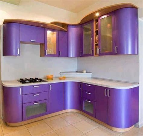 custom kitchen cabinets michigan cocina moderna en color lila me encanta mi cocina