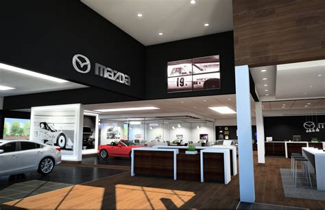 mazda deals mazda announces all new retail evolution dealership design