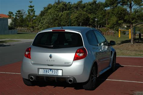 renault clio rs 200 cup review photos caradvice