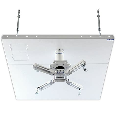 Projector Mounts For Suspended Ceilings by Qualgear 174 Pro Av Qg Kit S2 3in W Projector Mounting Kit