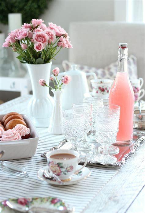 galentine s day tea vintage style satori design