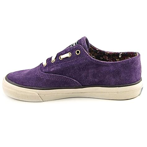 purple oxford shoes sperry top sider cvo oxfords athletic sneakers shoes