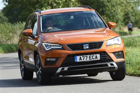 new seat ateca edition 2016 review pictures auto