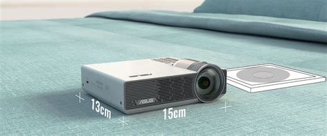Proyektor Led Mungil Asus P3b asus p3b 800 ansi led dlp portable projector computer alliance