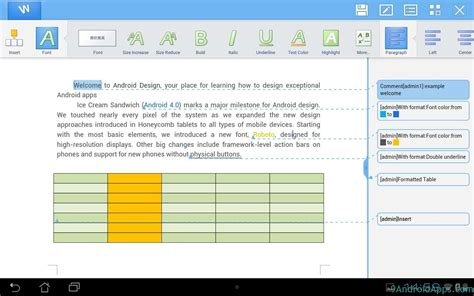 wps office apk wps office kingsoft office v6 0 2 apk
