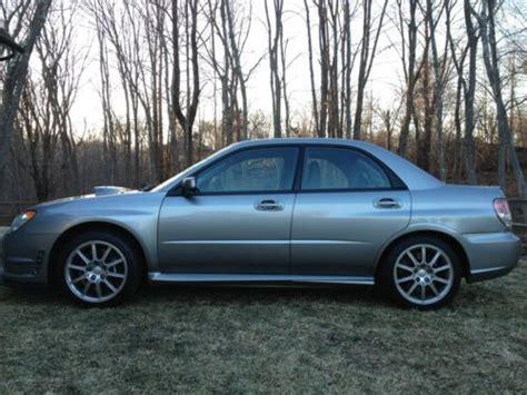 2007 subaru impreza wrx sti limited for sale find used 2007 subaru impreza wrx sti limited sedan 4 door