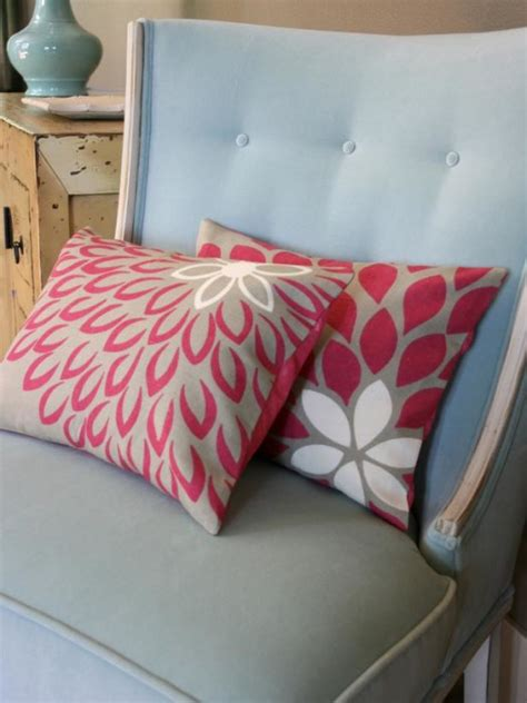 How To Design Pillow Covers - 40 diy ideas for decorative throw pillows cases