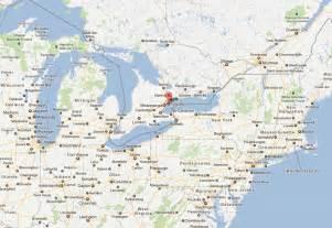 toronto canada world map toronto map
