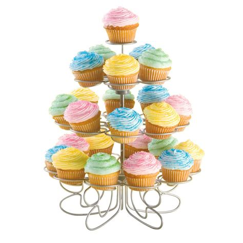 Cupcake Stand wilton 307 250 24 count display stand
