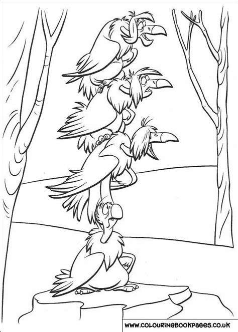 jungle book characters coloring pages jungle book colouring pages disney printable sheets