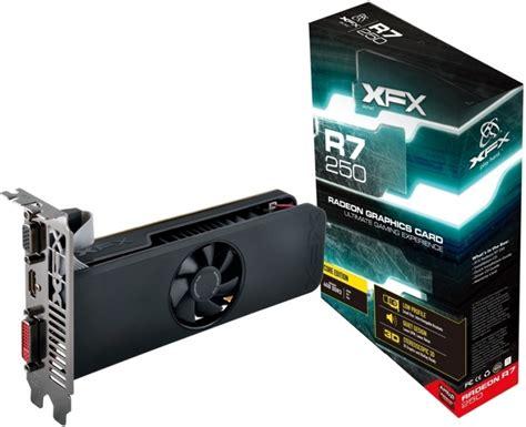 Vga Card R7 250 Xfx Radeon R7 250 4gb Ddr3 R7 250a Price In