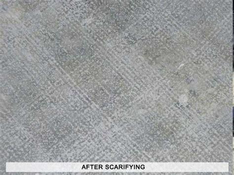 Concrete Floor Scarification Services In Pune India