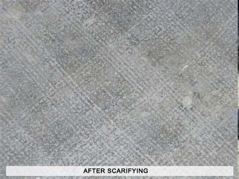 Concrete Floor Scarification Services In Pune India