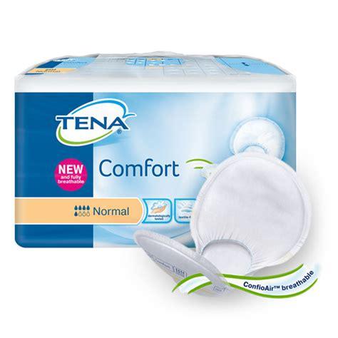 Tena Comfort Pads by Tena Comfort Normal Tena Comfort Complete Care Shop