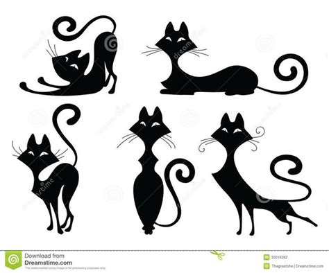 tattoo black cat silhouette 42 best svg silhouettes images on pinterest clip art