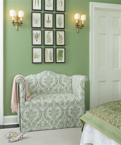 green bedroom walls commercial ostrich skin furniture modern designs