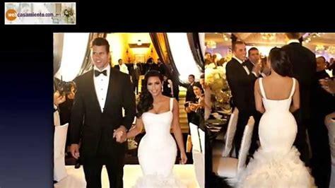 imagenes vestidos de novias famosas bodas famosos 2012 vestidos de las novias famosas youtube