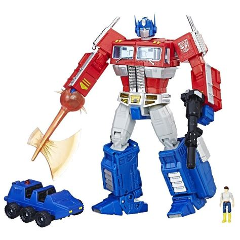 Transformers Masterpiece Toys by Hasbro Transformers Masterpiece Mp 10 Optimus Prime Images