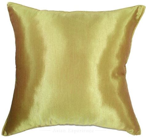large decorative pillow covers 1x silk large decorative throw pillow cover for sofa