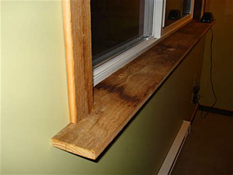 What Wood To Use For Window Sill Greenboathouse Press The Shop