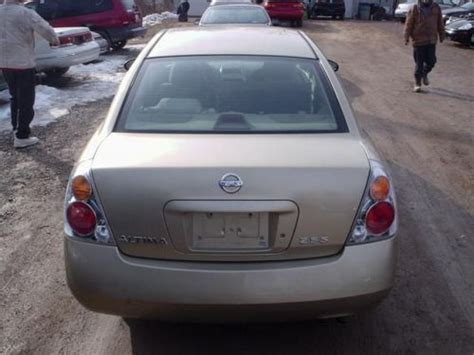 how does cars work 2003 nissan altima head up display sell used 2003 nissan altima in 4885 east miami river rd cleves ohio united states for us