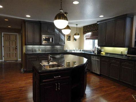 Black Shiny Kitchen Cabinets Best Cabinet Paint For Kitchen With Black Shiny Your Home