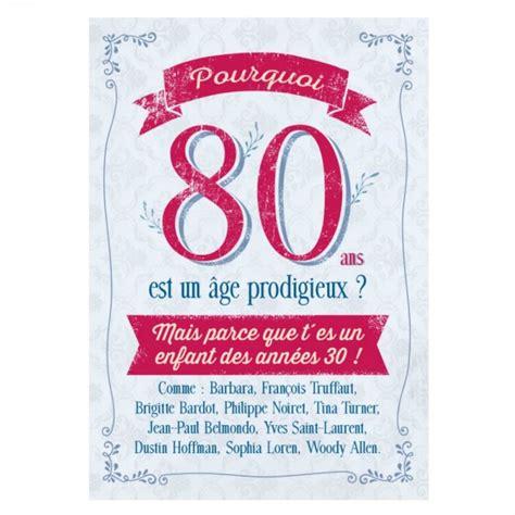 maxi carte quot pourquoi 80 ans est un 194 ge prodigieux